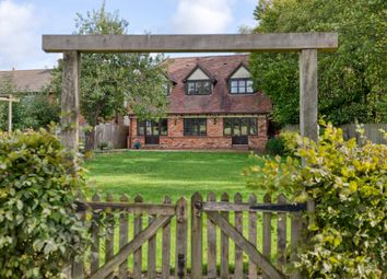 Penible House, Ickwell Road, Northill, Biggs SG18. 4 bed detached house for sale