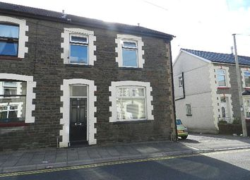 Thumbnail 3 bed end terrace house for sale in Aberrhondda Road, Porth