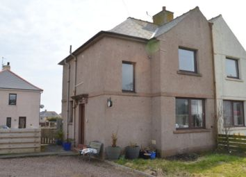 Thumbnail 3 bed semi-detached house for sale in Magdalene Drive, Berwick Upon Tweed, Northumberland