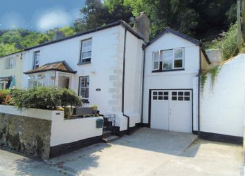 Thumbnail 4 bed cottage for sale in Landaviddy Lane, Polperro, Looe