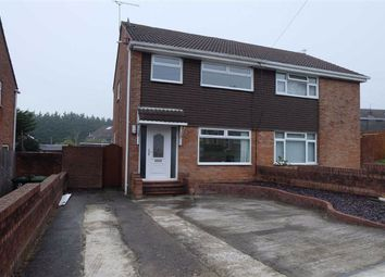 Thumbnail 3 bedroom semi-detached house to rent in Sandringham Close, Barry, Vale Of Glamorgan