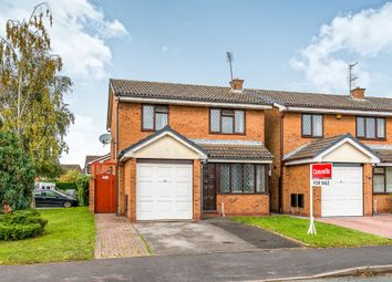 Thumbnail 3 bed detached house for sale in Walhouse Drive, Penkridge, Stafford