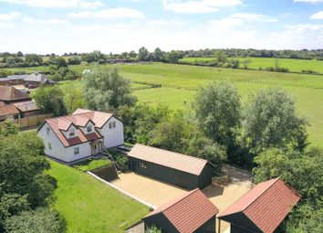 Church Lane, Greensted, Ongar CM5. 4 bed detached house for sale