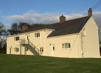 Thumbnail 2 bed flat to rent in Bryn Gwyn Farmhouse, Haverfordwest, Pembrokeshire
