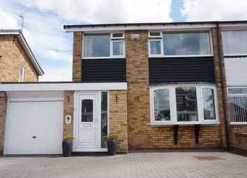 Thumbnail 3 bed semi-detached house for sale in Luce Close, Castle Vale, Birmingham