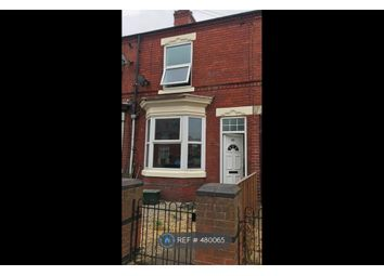 Thumbnail 2 bed terraced house to rent in East Lane, Doncaster