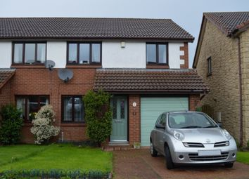 Thumbnail 3 bed semi-detached house for sale in Goldstone, Tweedmouth, Berwick Upon Tweed, Northumberland