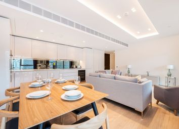 Thumbnail 3 bed flat to rent in Columbia Garden North, London