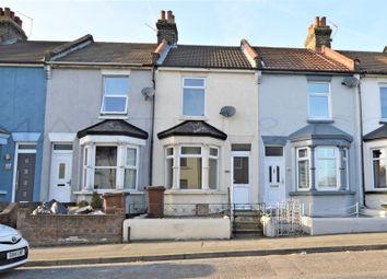 Thumbnail 3 bed terraced house to rent in Frindsbury Road, Strood, Rochester