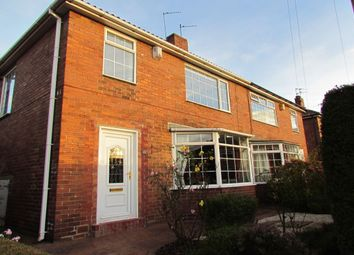 Thumbnail 3 bed semi-detached house for sale in Grasmere Place, Gosforth, Newcastle Upon Tyne