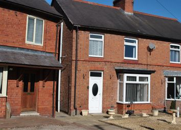 Thumbnail 3 bedroom semi-detached house to rent in Chemistry, Whitchurch, Shropshire