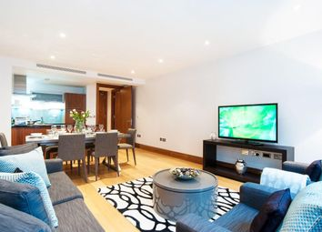 Thumbnail 3 bed flat to rent in Parkview Residence, Baker Street