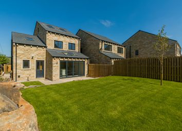 Thumbnail 4 bed detached house for sale in West Nab View, Holmfirth