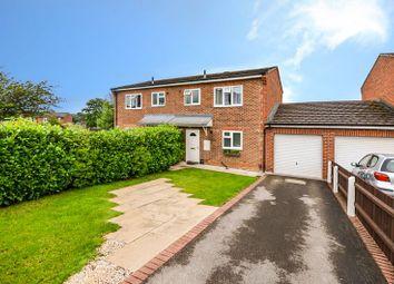 Thumbnail 2 bed semi-detached house for sale in 1 Boythorpe Close, Ilkeston
