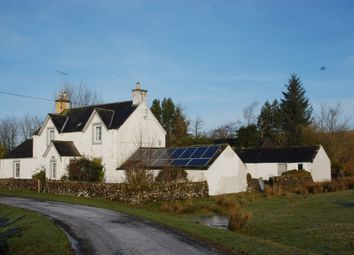 Thumbnail 3 bed detached house for sale in Nether Glaisters House, Corsock, Castle Douglas
