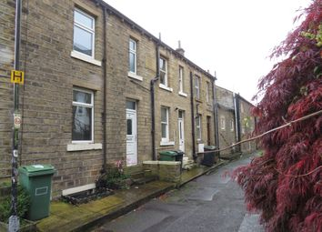 Thumbnail 2 bed end terrace house for sale in Handel Street, Golcar, Huddersfield