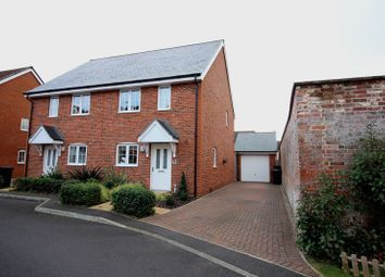 Thumbnail 3 bed semi-detached house for sale in Mill Gardens, West End, Southampton