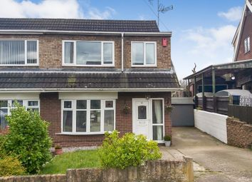 3 bed semi-detached house for sale in Cherry Tree Road, Bradley, Wrexham LL11