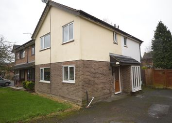 Thumbnail 2 bed semi-detached house to rent in Haybarn Close, Littlethorpe, Leicester
