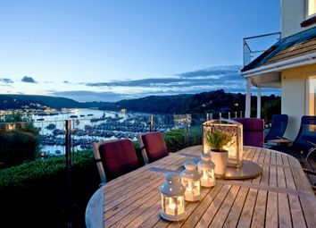 Thumbnail 4 bed detached house for sale in Tower House, Kingswear, Dartmouth, Devon
