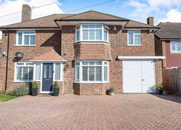 Thumbnail 4 bed detached house for sale in Wrestwood Road, Bexhill-On-Sea, East Sussex