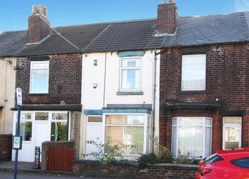 Thumbnail 3 bed terraced house for sale in Manor Lane, Sheffield, South Yorkshire
