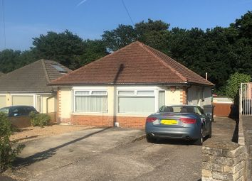Thumbnail 4 bed detached bungalow for sale in Nutley Way, Kinson, Bournemouth