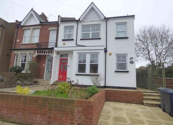 Thumbnail 3 bed flat to rent in Byron Road, Mill Hill, London