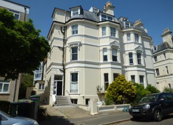 Thumbnail 2 bed flat to rent in Clifton Crescent, Folkestone