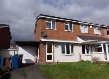 Thumbnail 2 bed property to rent in Weaver Drive, Stafford