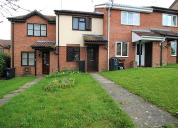 Thumbnail 2 bed terraced house for sale in Catmint Close, Woodhall Park, Swindon