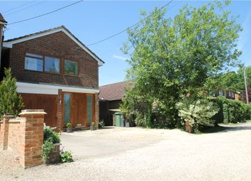 Thumbnail 3 bed detached house to rent in Little Heath Road, Chobham, Woking