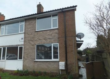 Thumbnail 2 bed maisonette to rent in Rednall Drive, Sutton Coldfield, West Midlands