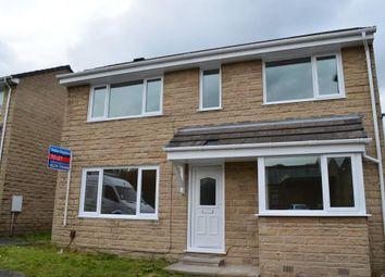 Thumbnail 3 bed detached house to rent in Pasture Lane, Clayton, Bradford