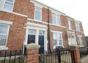 Thumbnail 3 bed flat to rent in Macadam Street, Bensham, Gateshead