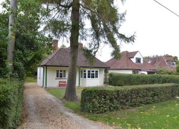 Thumbnail 3 bed detached bungalow to rent in Hurst Lane, Cumnor, Oxford