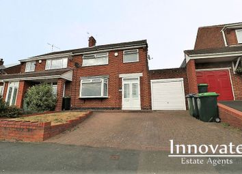 Thumbnail 3 bed semi-detached house to rent in Dudley Road, Rowley Regis