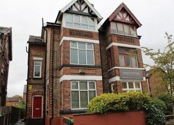 Thumbnail 1 bed flat to rent in Barlow Moor Road, Chorlton Cum Hardy, Manchester