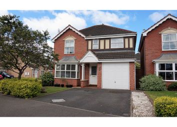 Thumbnail 4 bed detached house for sale in Jackdaw Lane, Droitwich