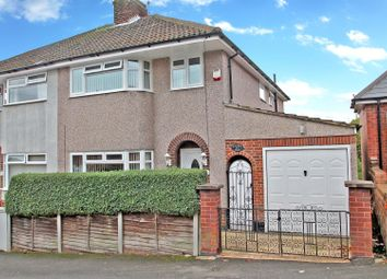Thumbnail 3 bed semi-detached house for sale in Radstock Road, Thorneywood, Nottingham