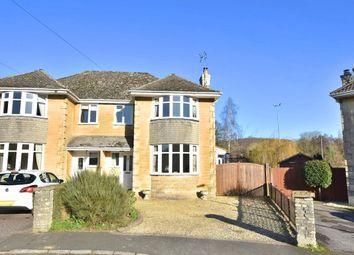 3 bed semi-detached house for sale in Grosvenor Park, Bath, Somerset BA1