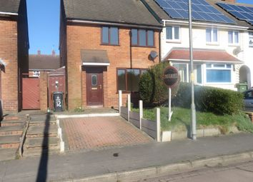 Thumbnail 2 bedroom town house to rent in Abbey Square, Bloxwich, Walsall