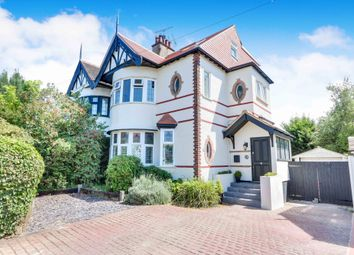 Thumbnail 4 bed semi-detached house for sale in Thames Drive, Leigh-On-Sea, Essex