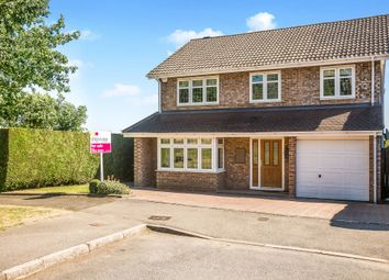 Thumbnail 4 bed detached house for sale in Cumbrian Croft, Hayley Green, Halesowen