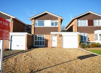 Thumbnail 3 bed link-detached house for sale in Peterbrook Rise, Shirley, Solihull