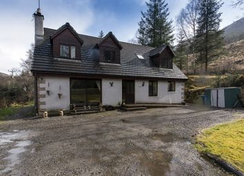 Thumbnail 4 bed detached house for sale in Dalcattaig, Invermoriston, Inverness, Highland