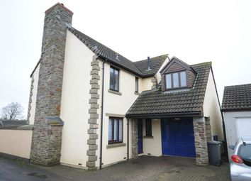 Thumbnail 4 bed detached house for sale in Castle Road, Oldland Common, Bristol