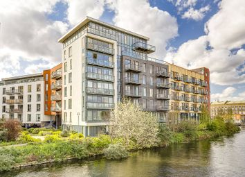 Thumbnail 2 bed flat for sale in Omega Works, Roach Road, Hackney Wick, London