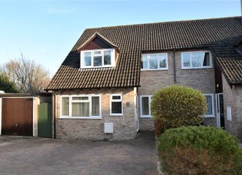 Thumbnail 3 bed semi-detached house for sale in Sarisbury Close, Tadley, Hampshire