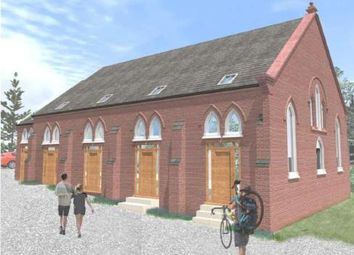 Thumbnail 2 bed mews house for sale in Maes Cana, St. Albans Road, Tanyfron, Wrexham